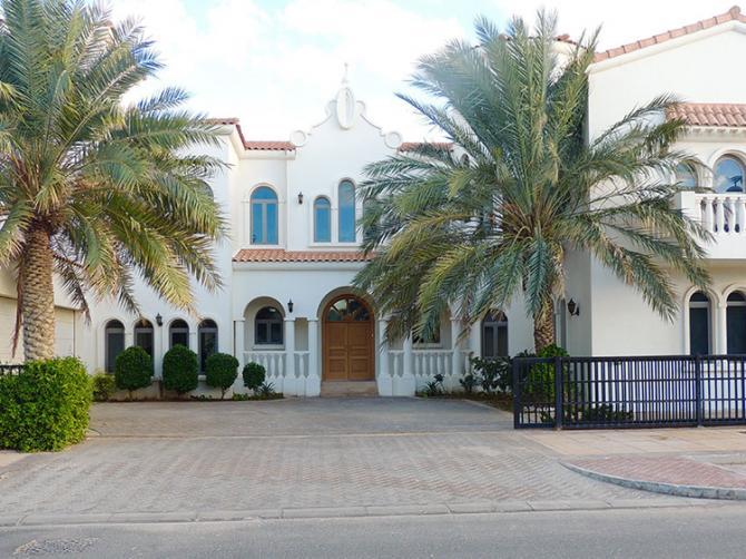 Shahrukh Khan & Gauri's '18-Crore Villa'