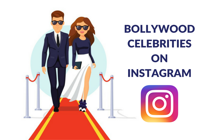 Bollywood actresses On Instagram