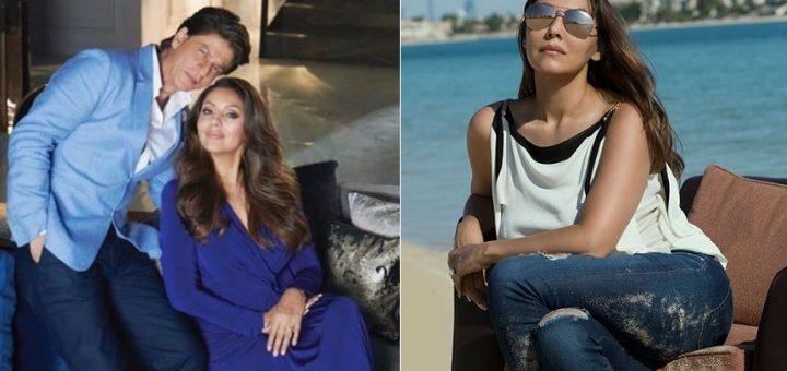 Take an inside tour of Shahrukh Khan & Gauri's '18-Crore Villa' in Dubai.