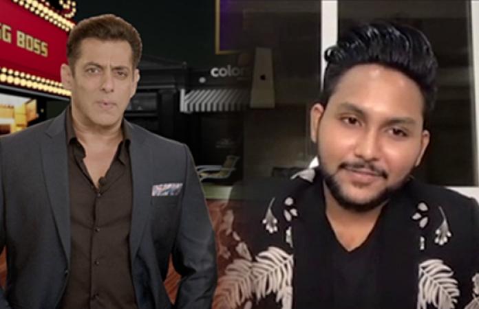 Jaan Kumar Sanu and Salman Khan