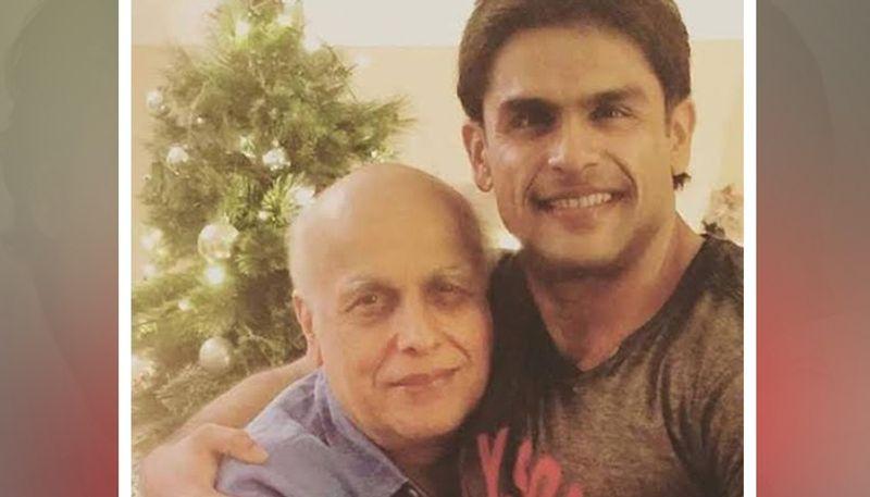Mahesh Bhatt and Rahul Bhatt