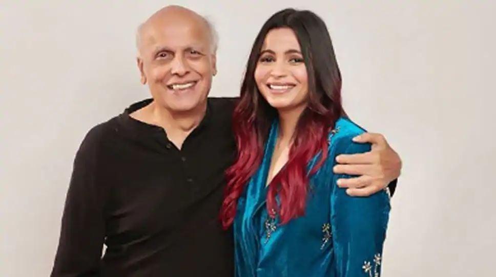 Mahesh Bhatt daughter Shaheen Bhatt