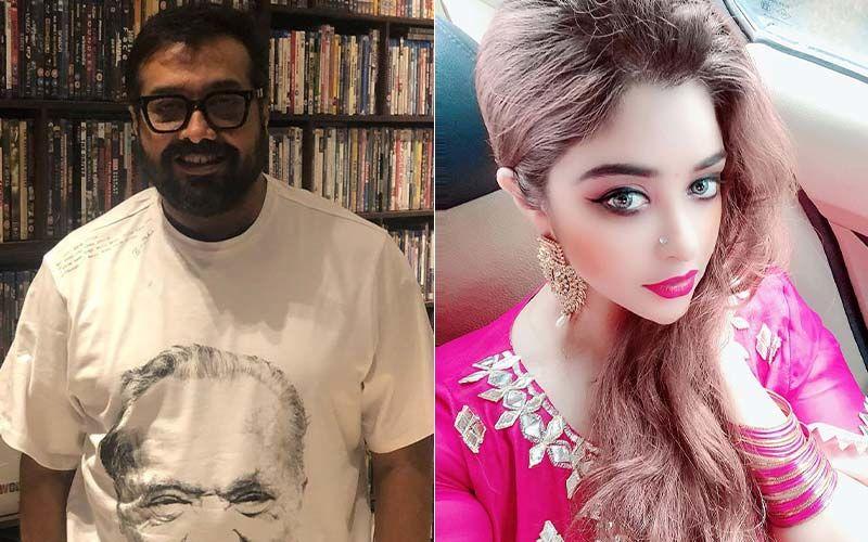 Payal Ghosh and Anurag Kashyap