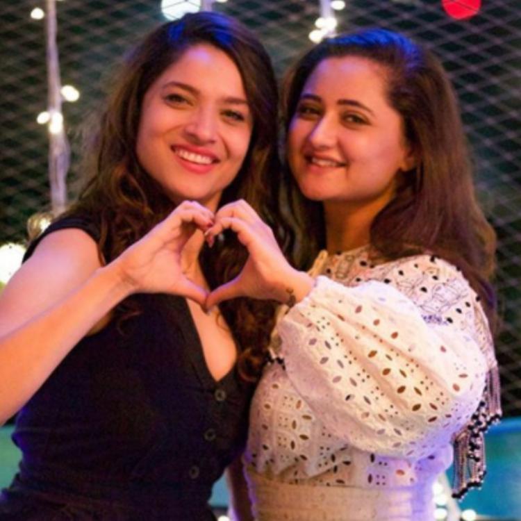 Rashami Desai and Ankita Lokhande