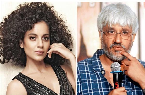 Vikram Bhatt and Kangana Ranaut