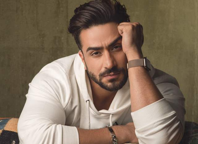 Actor Aly Goni