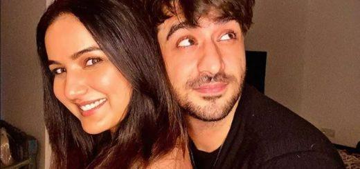"""Aly Goni and Jasmin Bhasin"""