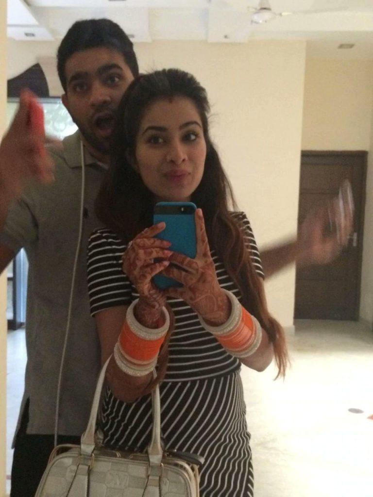 Tushar Kumar and Sara Gurpal