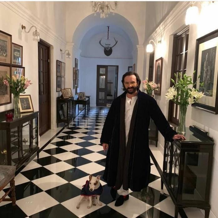 saif ali khan bought pataudi palace
