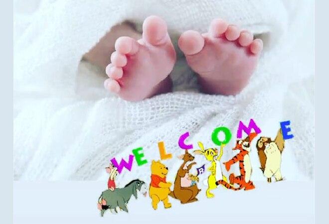 Vikas Kohli shares picture of baby girl