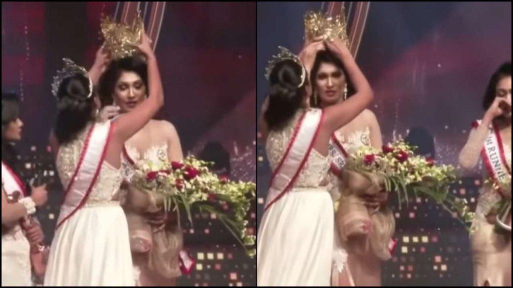 Mrs. Sri Lanka Pushpika